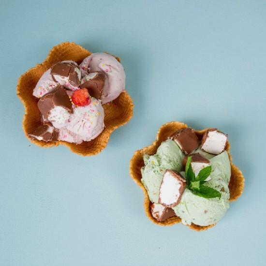 Mælkechokolade Marshmallows 54g