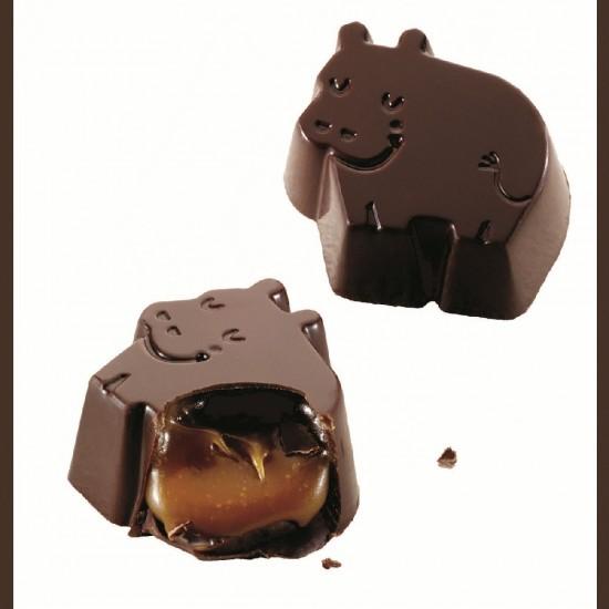 Drømmechokolade 55% saltkaramel 60g