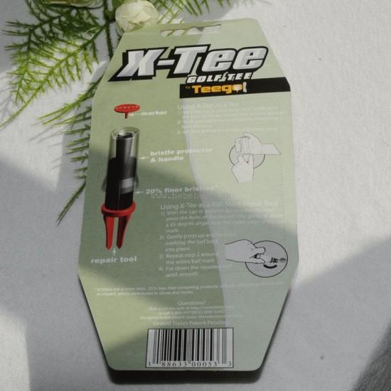 X-Tee sæt med 3 stk
