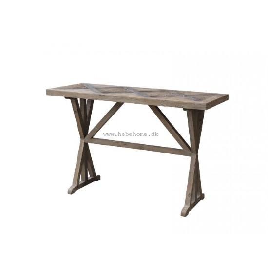 Fransk bord i genbrugstræ