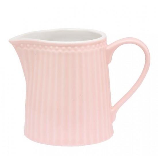 Greengate fløde kande Alice Pale Pink