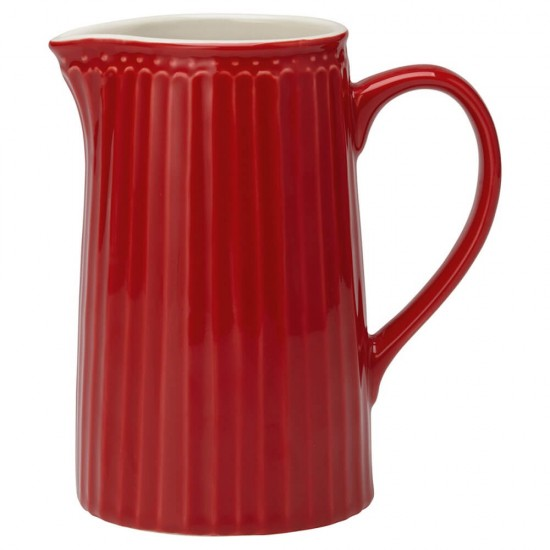 Greengate Kande 1L Alice Red