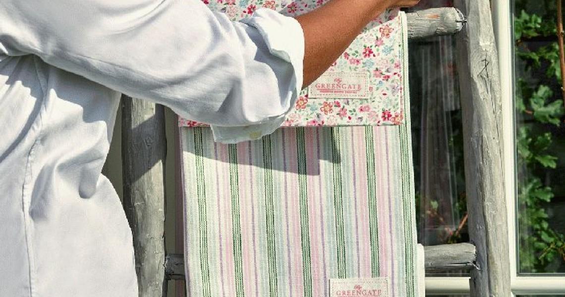 Spar 50% på Alle Greengate Tekstiler i dag!