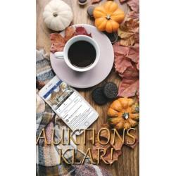 18. oktober kl. 20.00 : AUKTIONER * TILBUD * VIND kalkmaling - Vær med til Shop & Hygge Haps Aften her på siden kl. 20.00 - 22.00