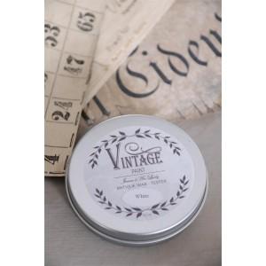 Vintage Paint - Hvid Antik Voks 50 ml