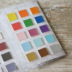 Vintage Paint - Kalkmaling Farvekort ALLE 60 farver