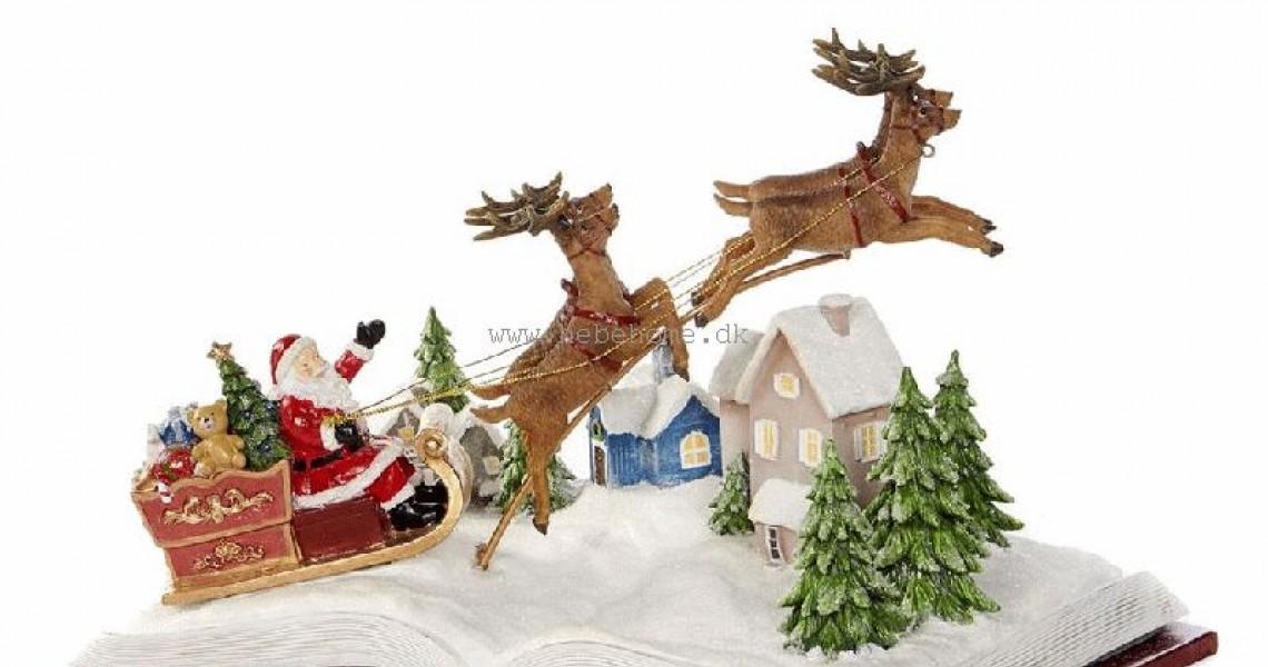 Den Eventyrlige Magiske Jul - Forudbestilling af Eksklusive Juleting!