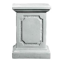 Stor Flot Sokkel i marmor