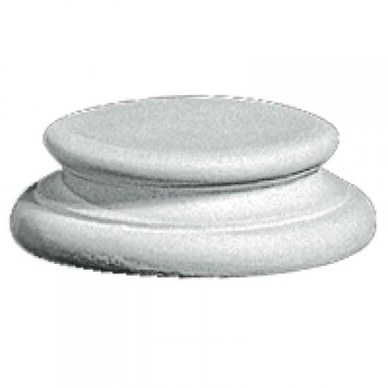 Sokkel 10 cm - Frostsikker sokkel i marmor