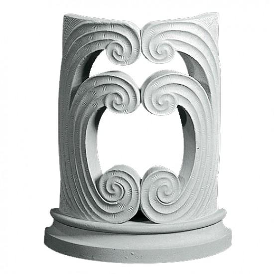 Halvbue Bordsokkel til konsol eller spisebord - Arcadia