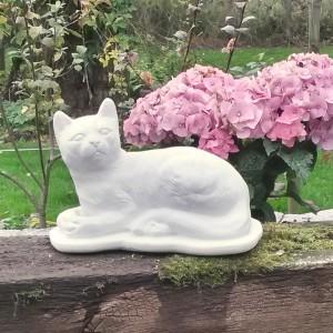 Have figur Liggende Kat