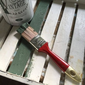 Billig Maler Pensel til kalkmaling & Lak 2,5 cm
