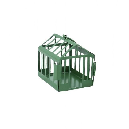 Væksthus Grøn L10cm Microdrivhus
