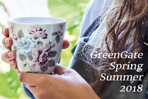 Se alt det nye GreenGate Spring Summer 2018 her