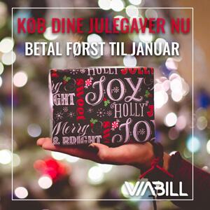 Betal først til Januar - med ViaBill