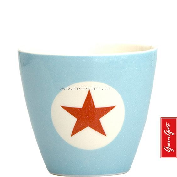 GreenGate Star Blue AW06