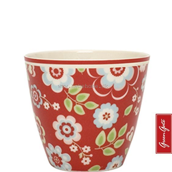 GreenGate Mimi red AW07