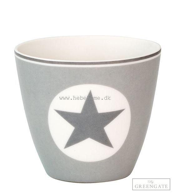 GreenGate Big star warm grey AW14