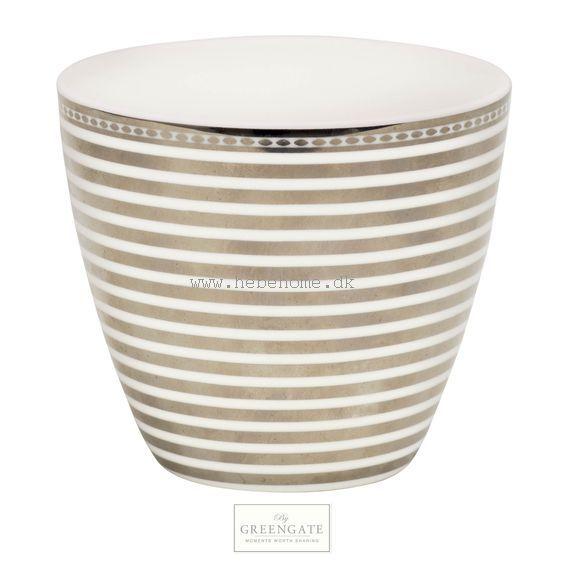 GreenGate Stripe silver AW15