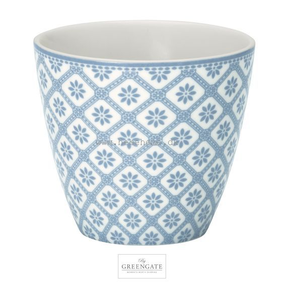 GreenGate Bianca dusty blue AW16