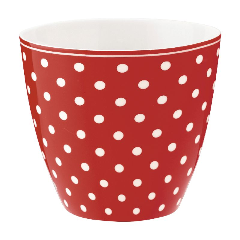 GreenGate Spot Red AW19