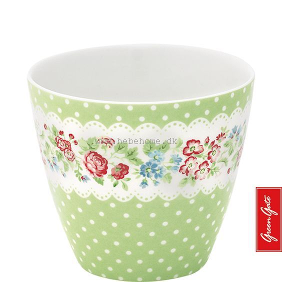 GreenGate Ivy green SS12