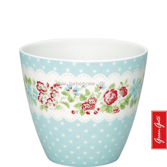 GreenGate Ivy pale blue SS12