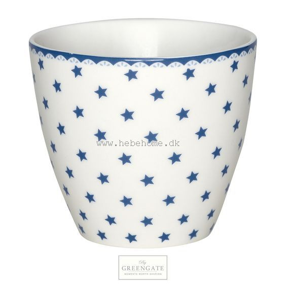 GreenGate Small star indigo SS15