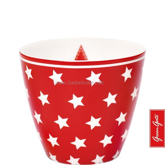 GreenGate Star red SS15