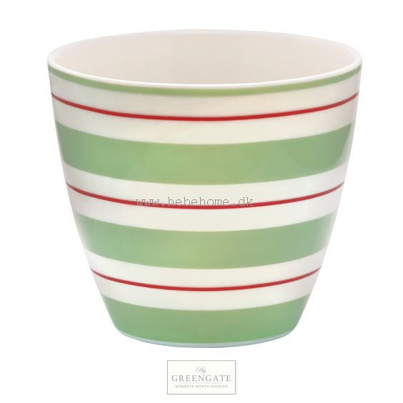 GreenGate Elinor green SS17